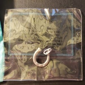 New Thirty One Gifts Horseshoe charm/necklace